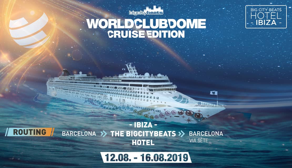Big City Beats - World Club Cruise Edition nur 859,00€