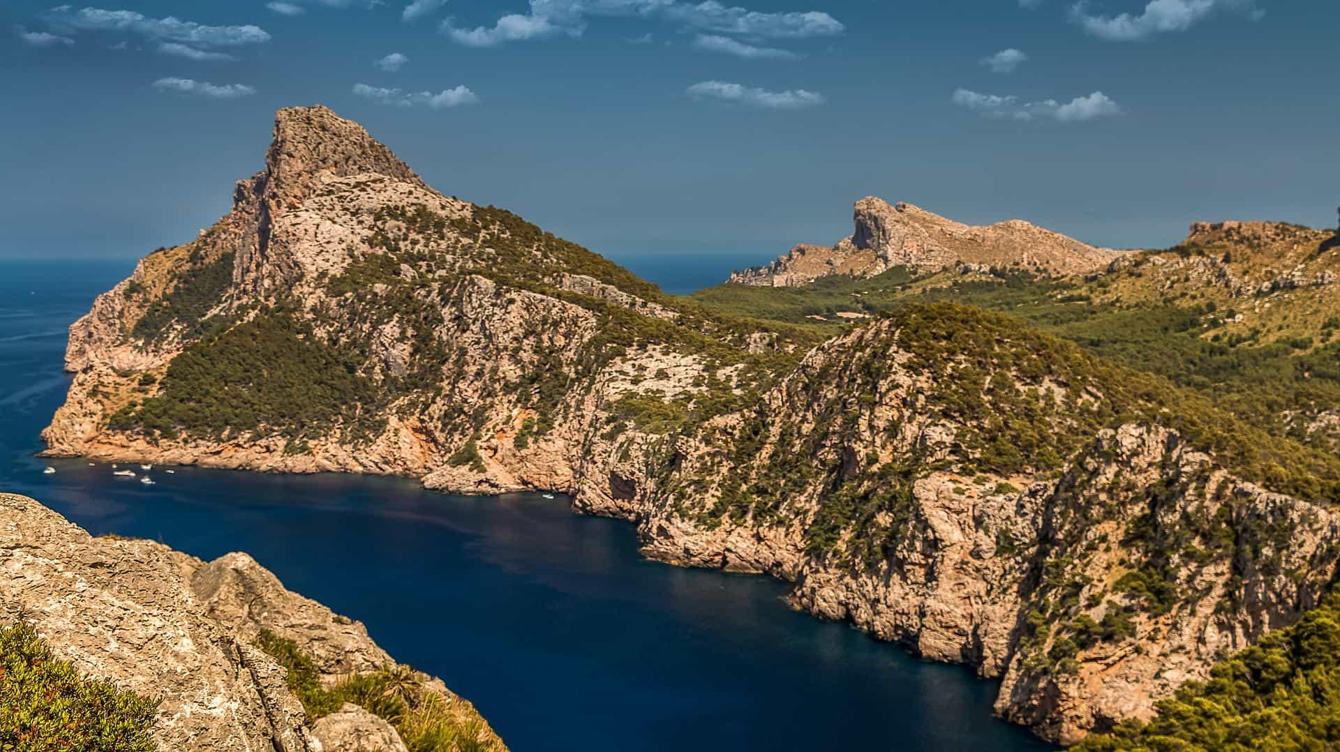 Cap Formentor Mallorcas schönste Strände