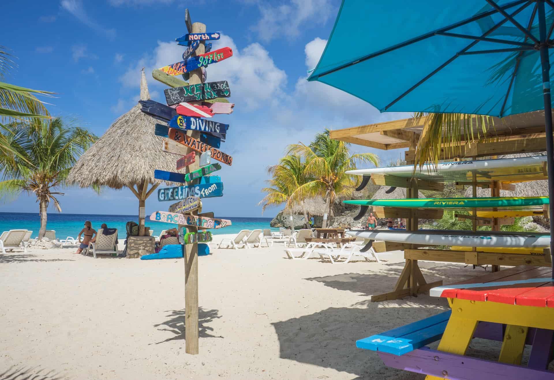 Curacao Taucherparadies der Karibik - gönnt euch mindestens 9 Tage für diesen Urlaub