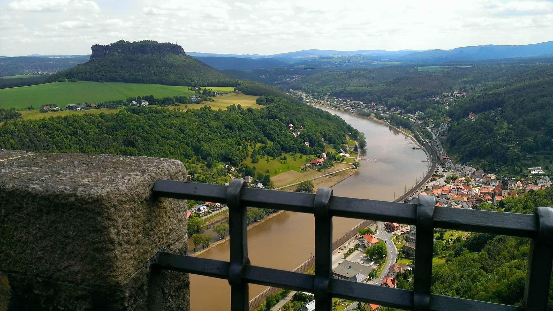 Die Elbe von der schönsten Seite - Städtereisen Königstein