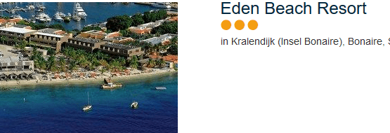 Eden Beach Resort