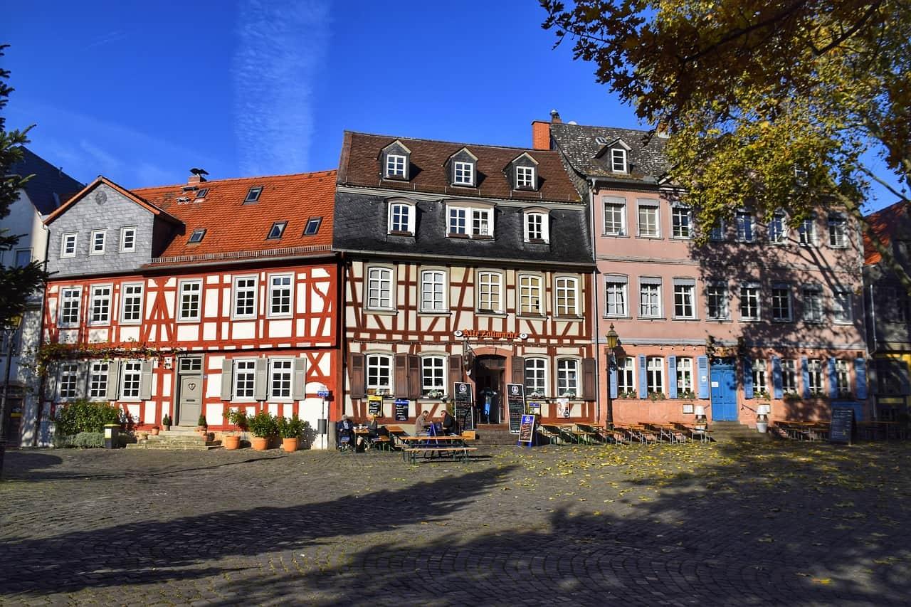 Frankfurt Hotel günstig buchen