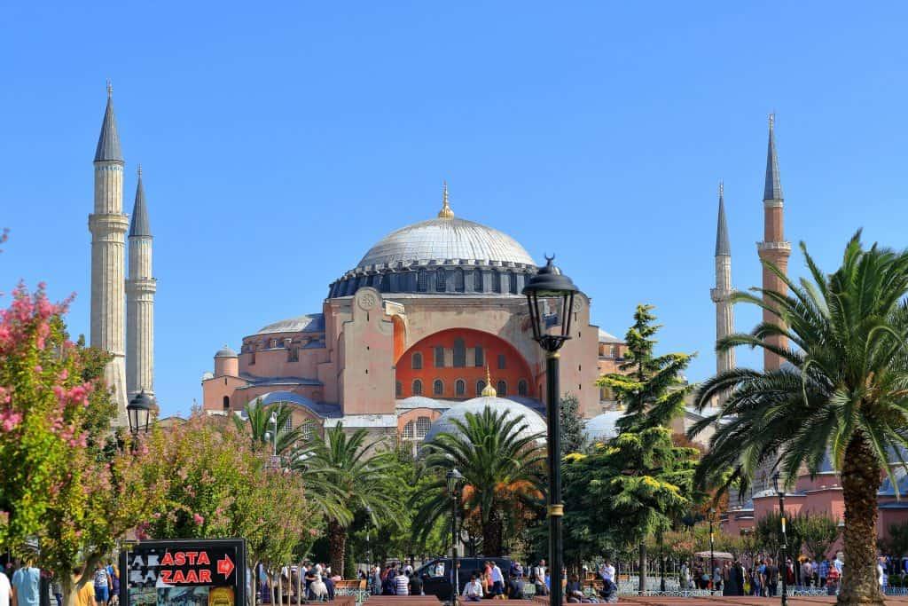 Hagia Sophia eine Rundreise durch das Museum mit einem Guide startet ab 9,50€ das Ticket