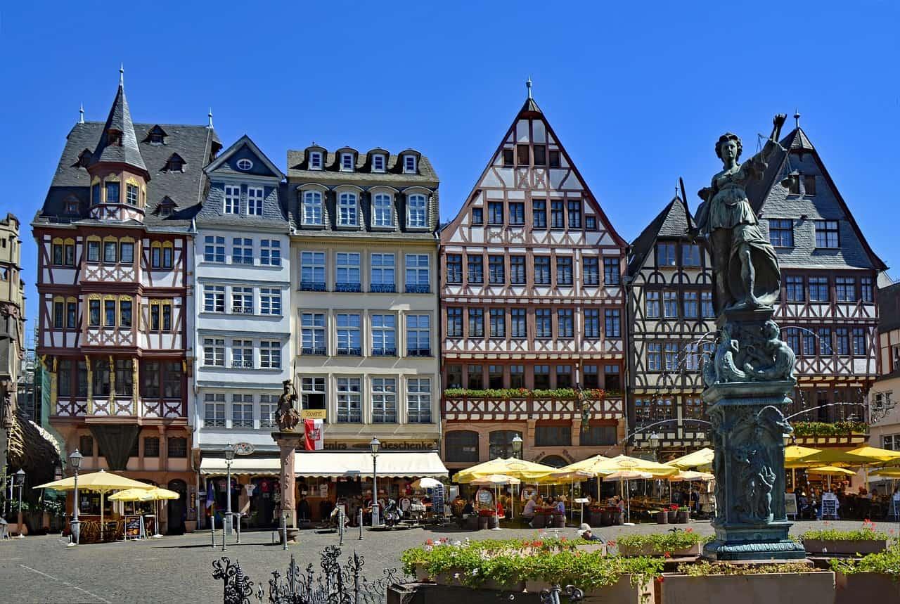 Hotelgutschein Frankfurt - 4 Sterne