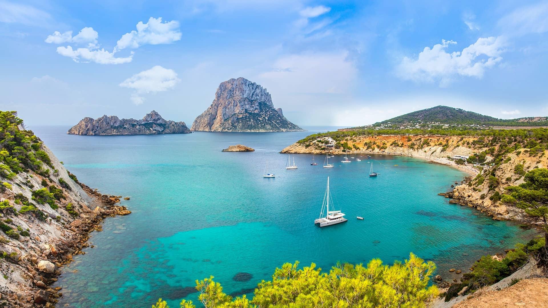 Ibiza Urlaub auf den Balearen - August ist die Primetime