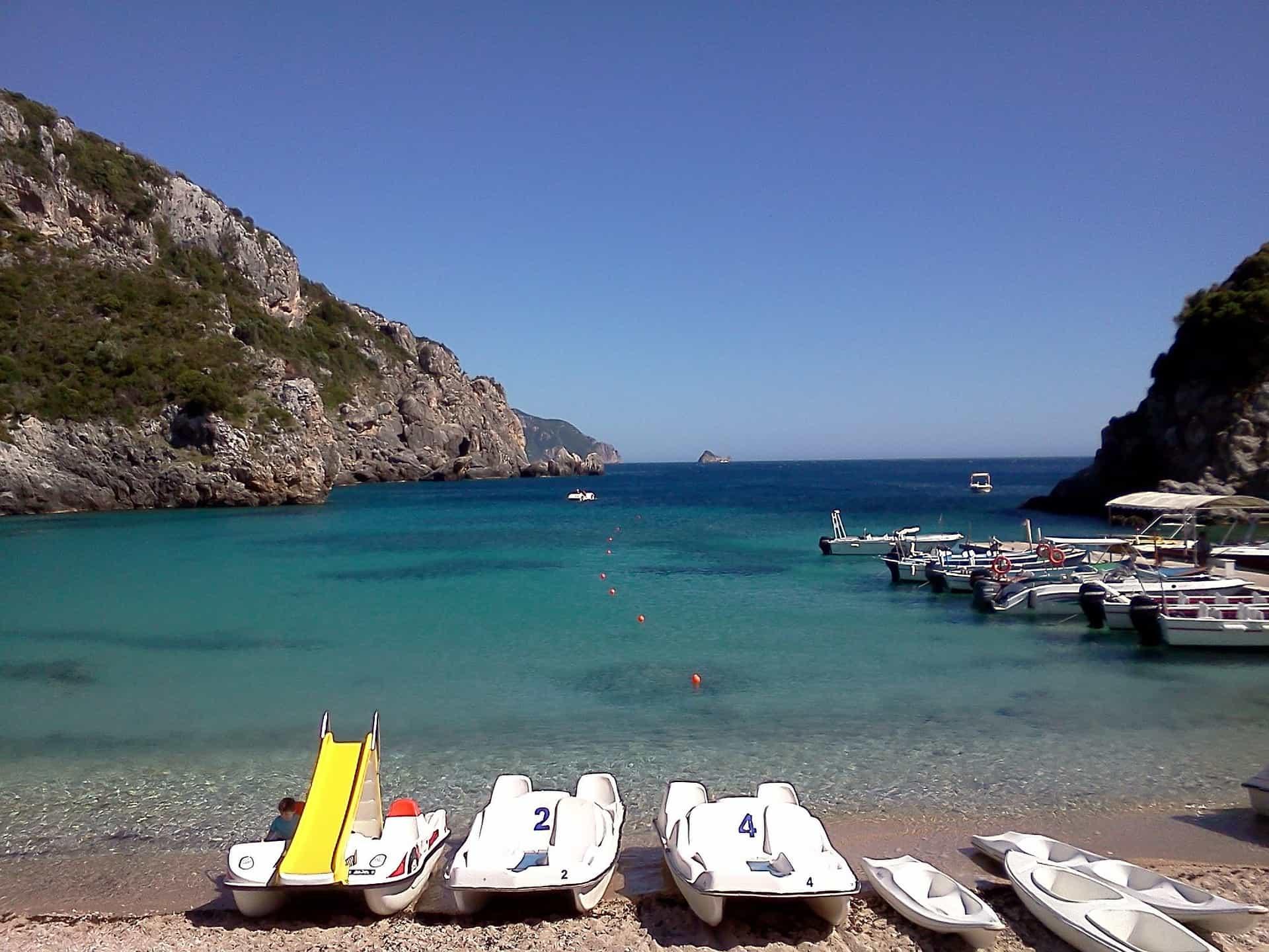 Korfu Strände Top 10 - WoW's Ranking Griechenland