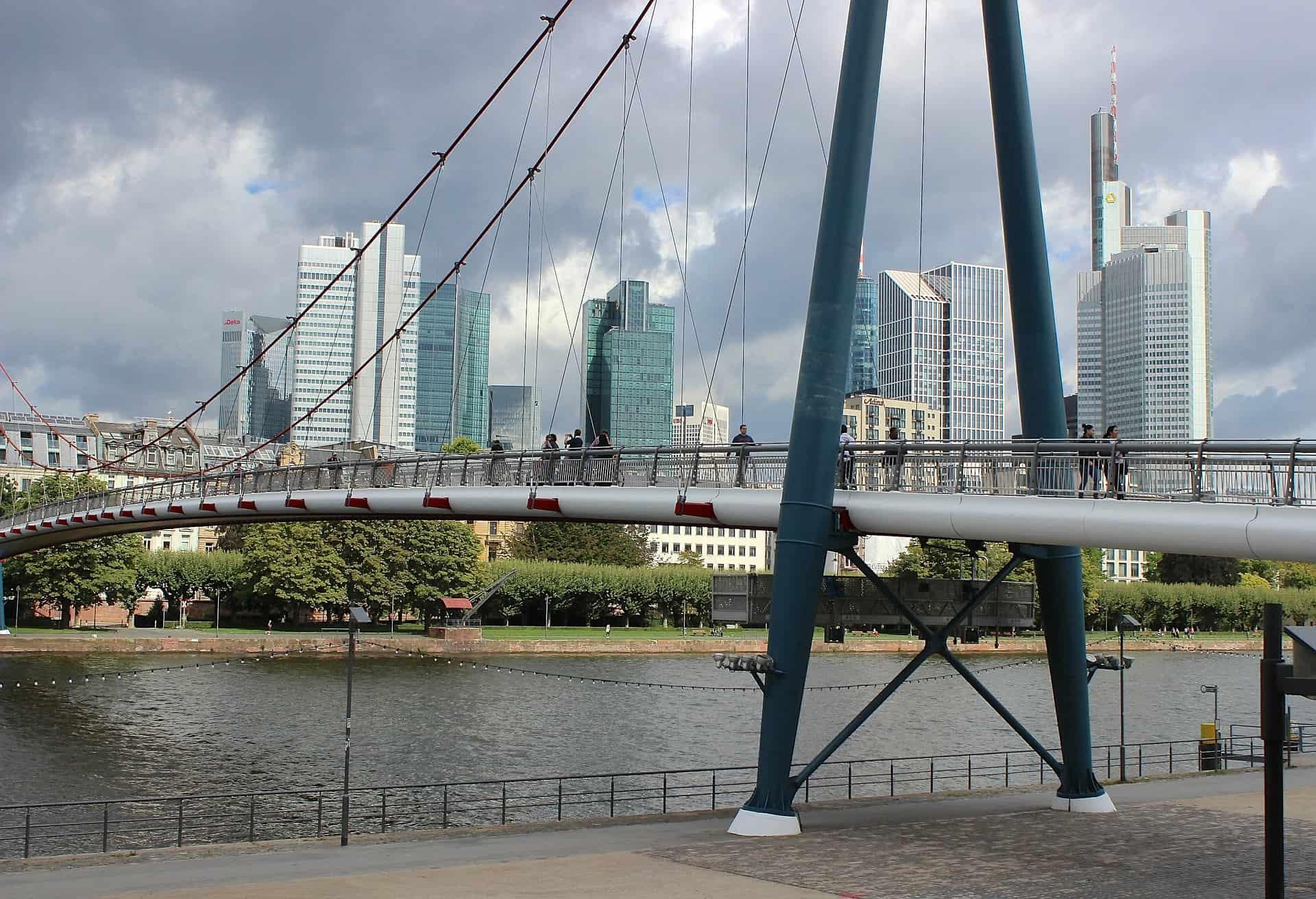 Mainhattan Frankfurt - Städtereise
