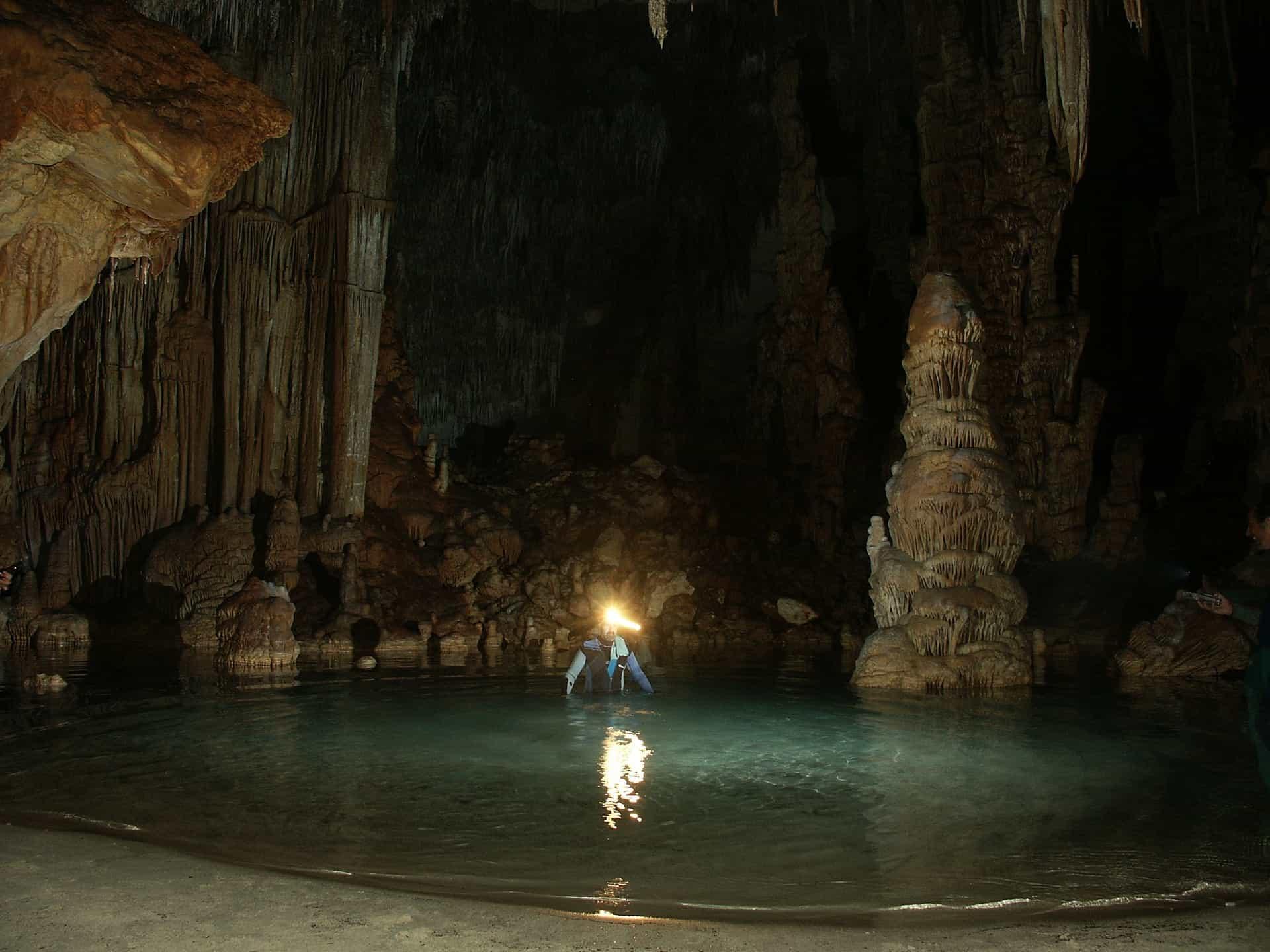 Meereshöhle Porto Cristo