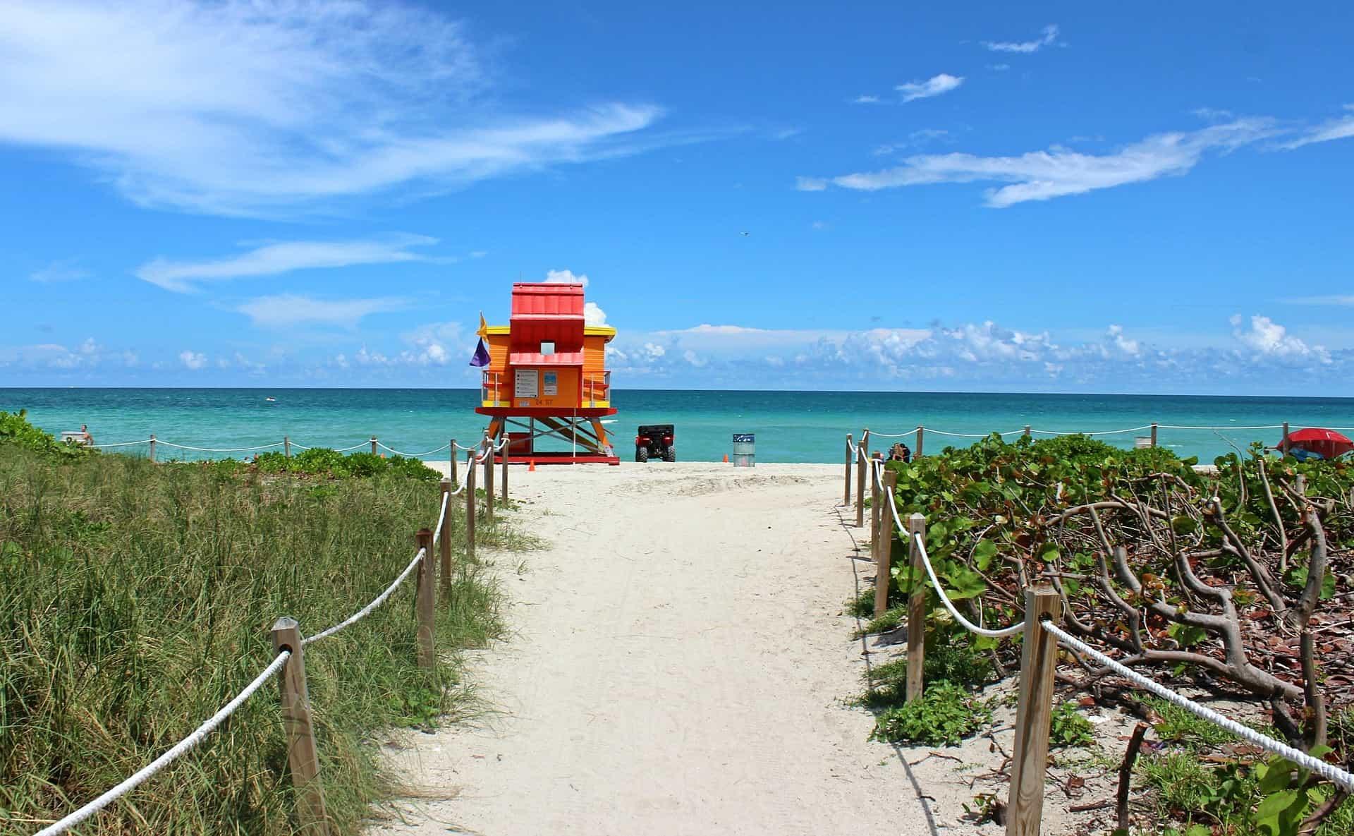 Miami Ferien - eine Woche nur 251,18€ USA Reise Deal