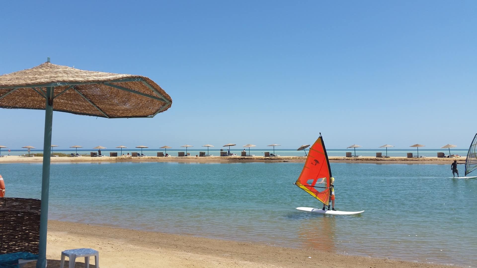 Rotes Meer Urlaub in Ägypten im 5 Sterne Hotel
