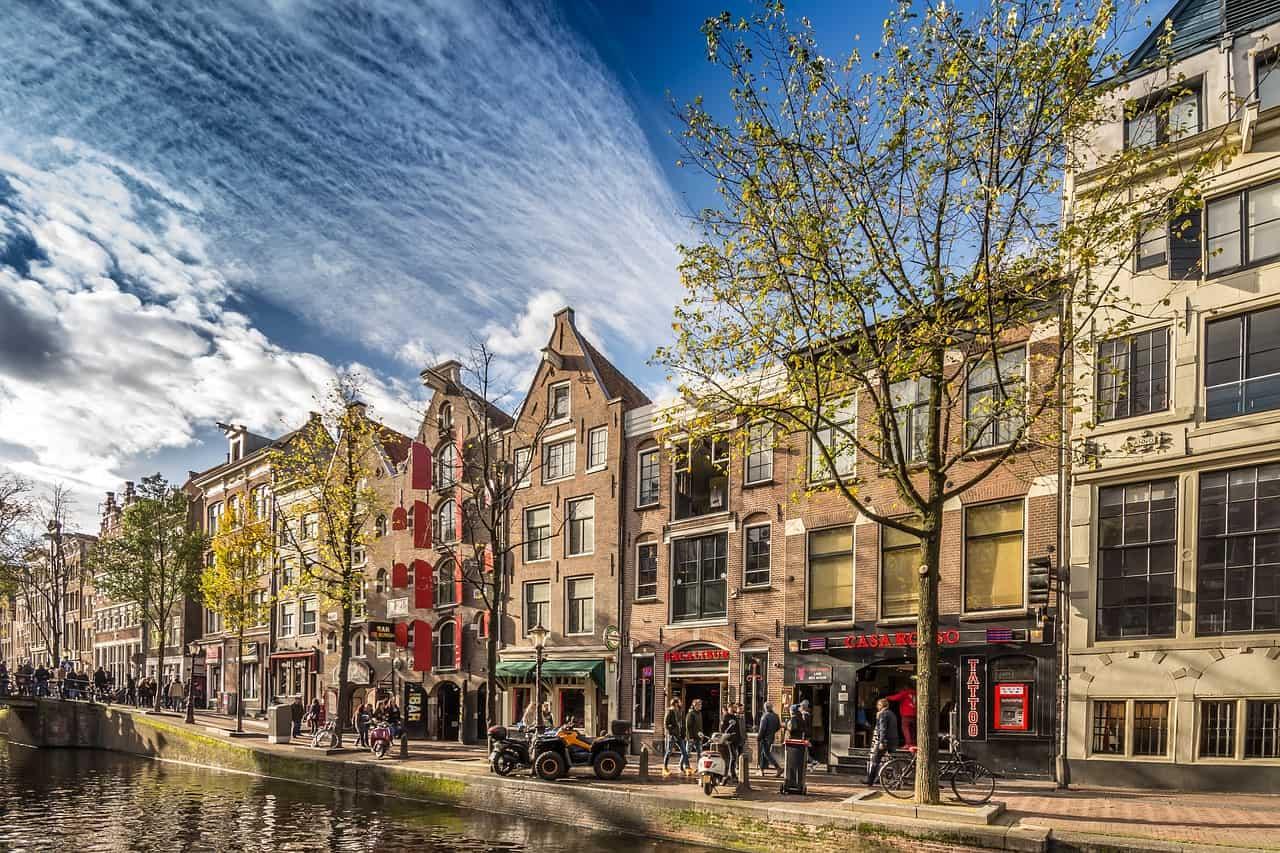 Städtereise Amsterdam - im 4 Sterne Hotel günstig buchen