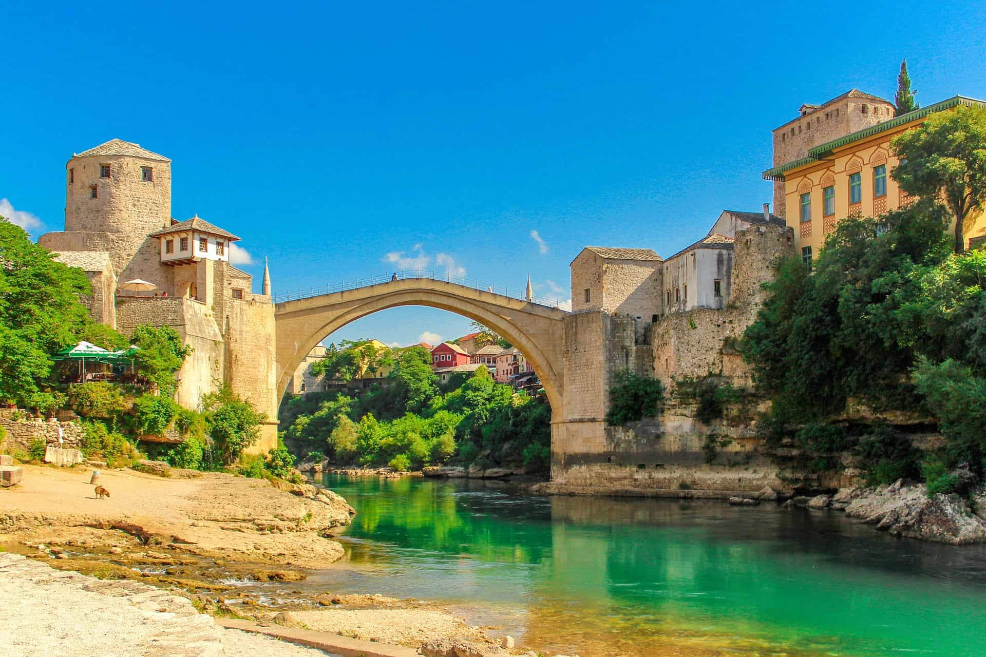 Städtereise Flüge nach Tulza nur 30,00€ - Städtereisen in Bosnien