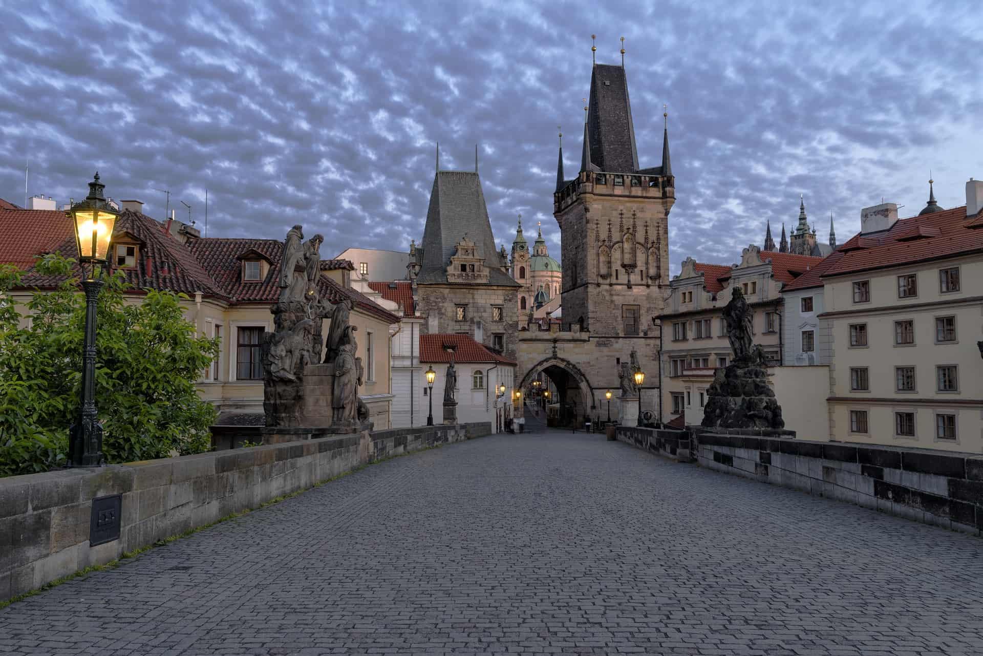 Städtereise Prag mit 2 Kindern - Familie