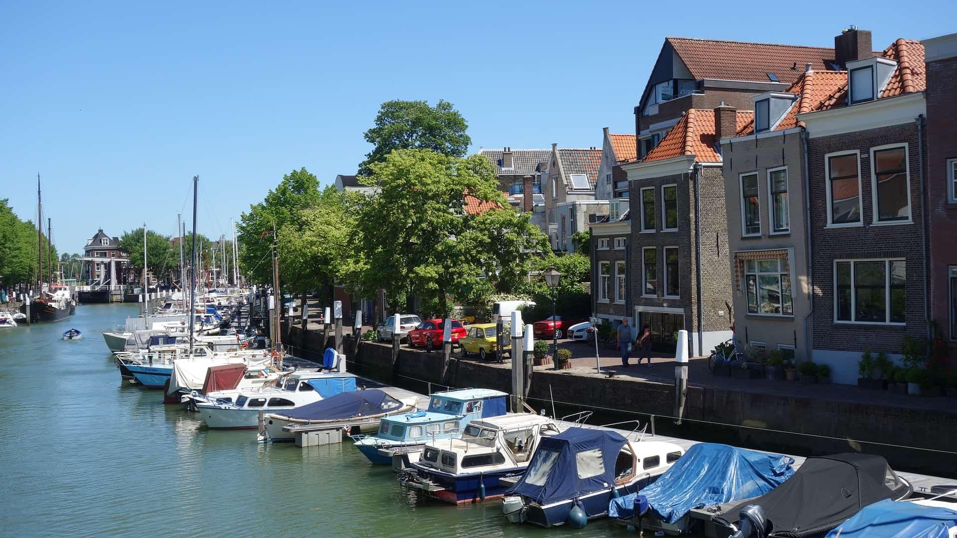 Städtereisen Dordrecht Hotel ab 37,00€ pro Person | Niederlande 1