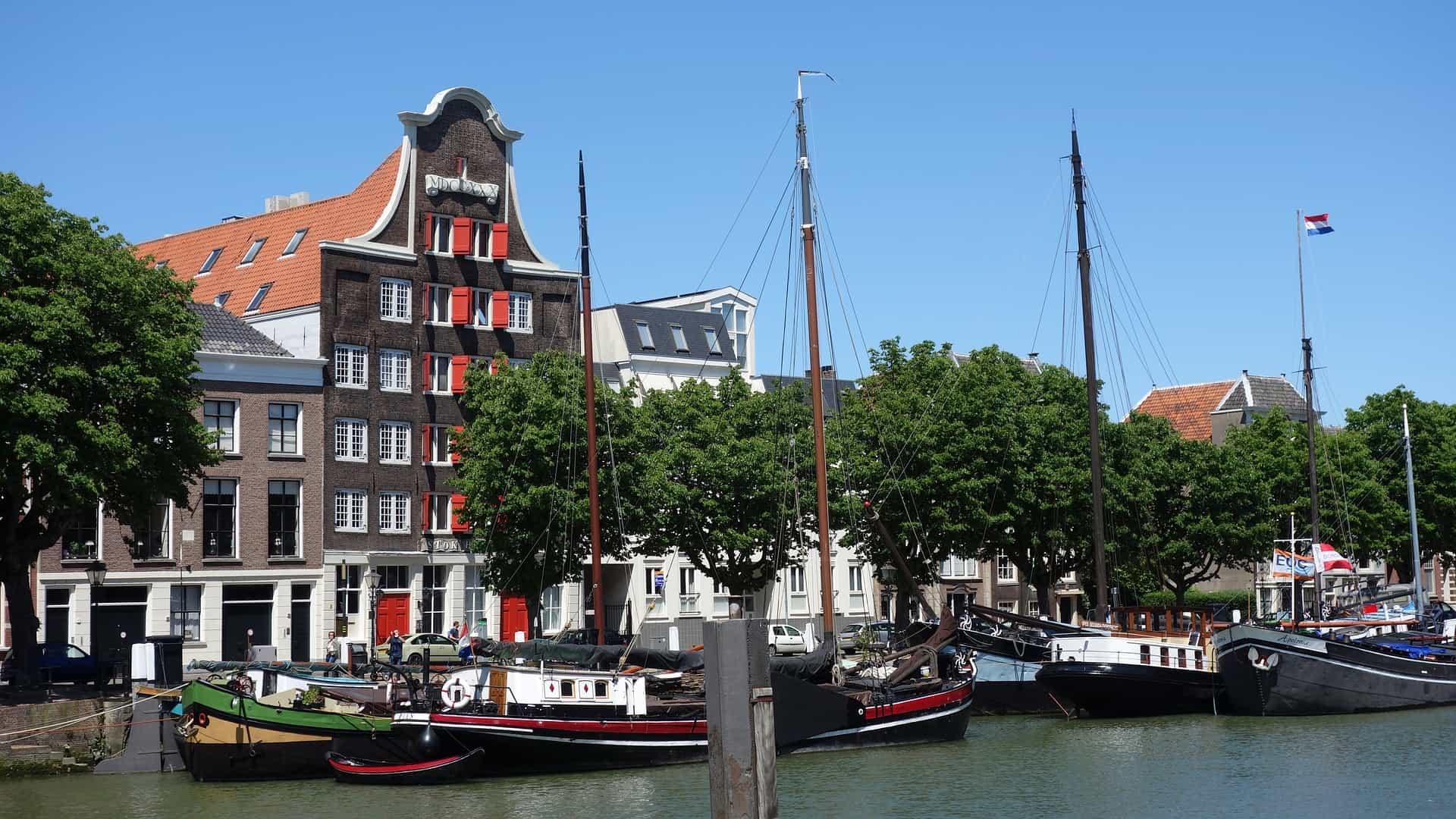 Städtereisen Dordrecht ruft