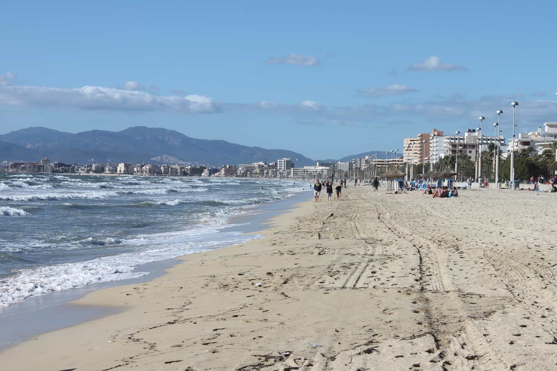 Tagestrip in Spanien - Mallorca Flug mit Laudamotion