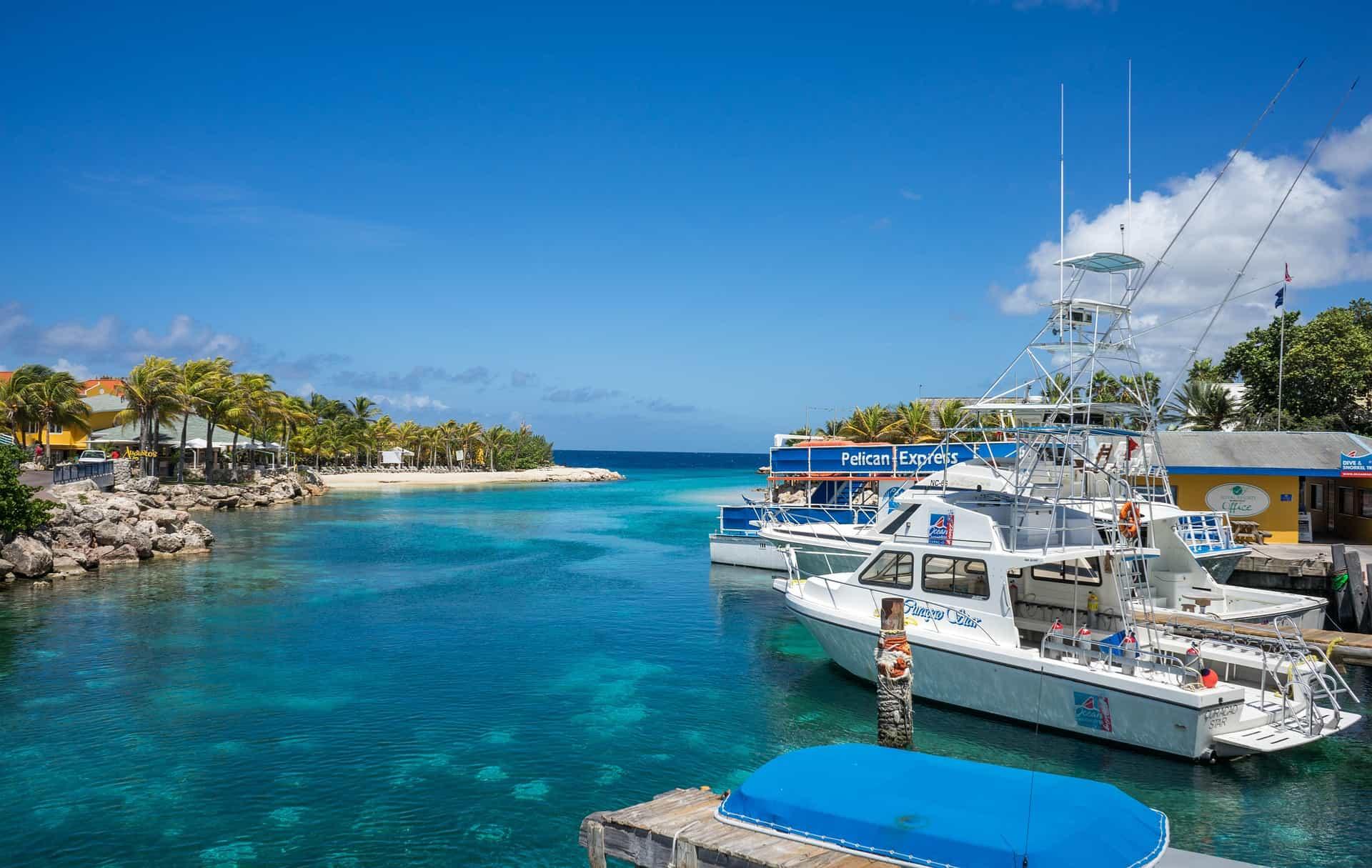 Taucherparadies der Karibik - Dawn Beach Schnorchler Reisen