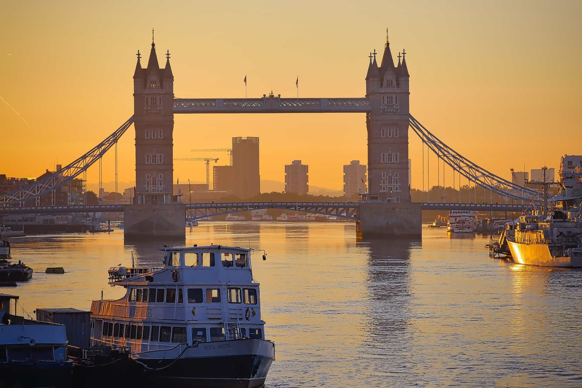 Themse Flusskreuzfahrt inklusive Dinner nur 92,49€ London