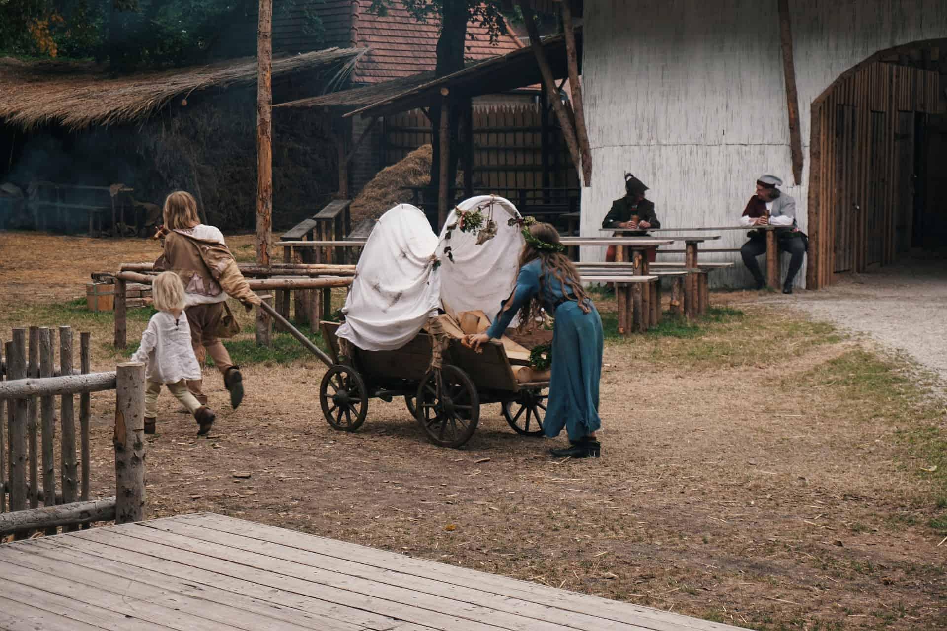 Traditionelle Landshuter Hochzeit sollte man erlebt haben