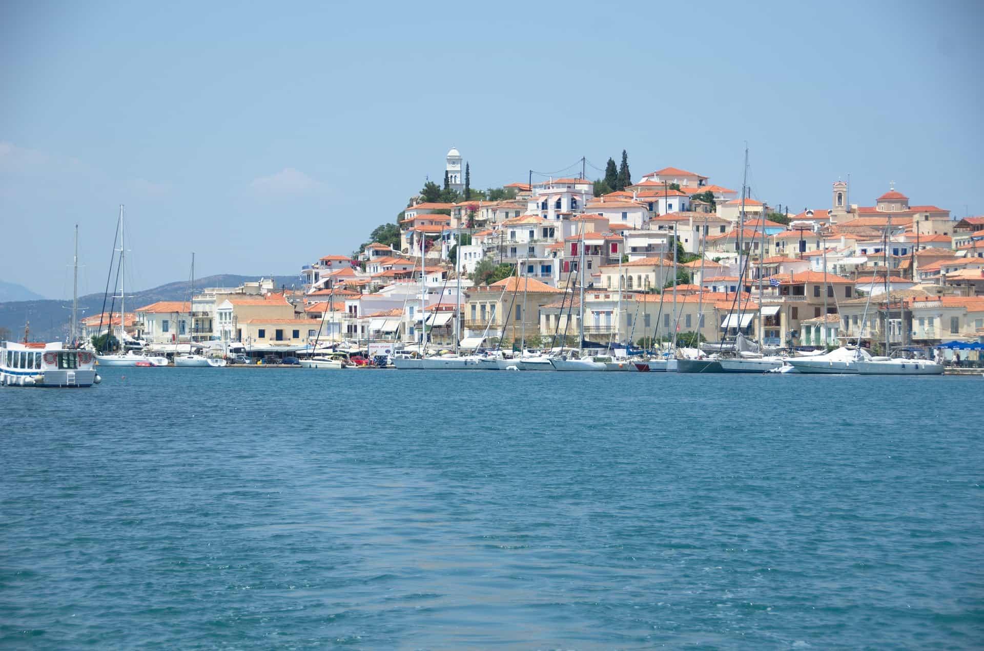 Urlaub Poros nur 258,00€ - Insel Poros Griechenland 1
