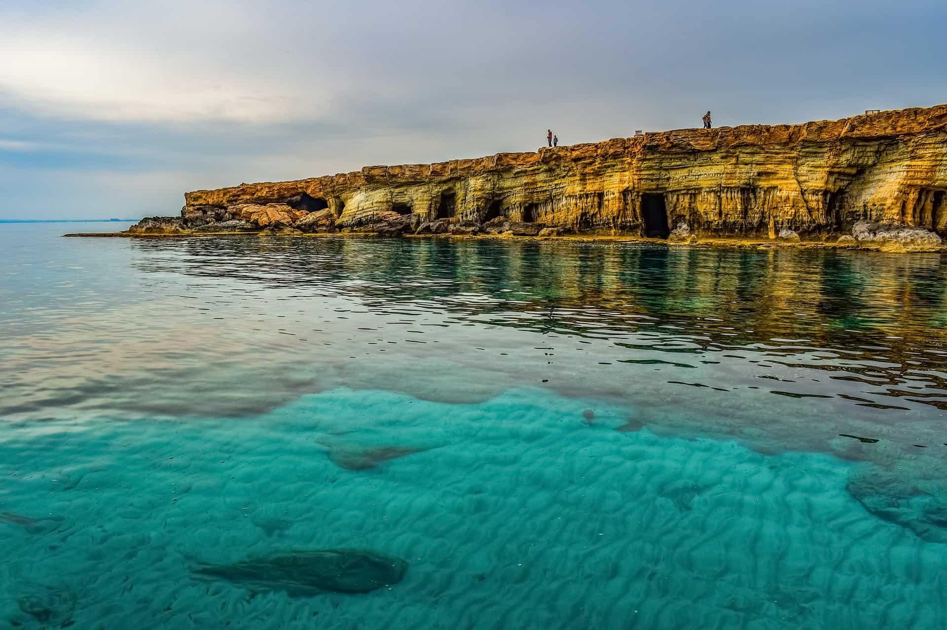 Urlaub auf Zypern verbringen eine Woche