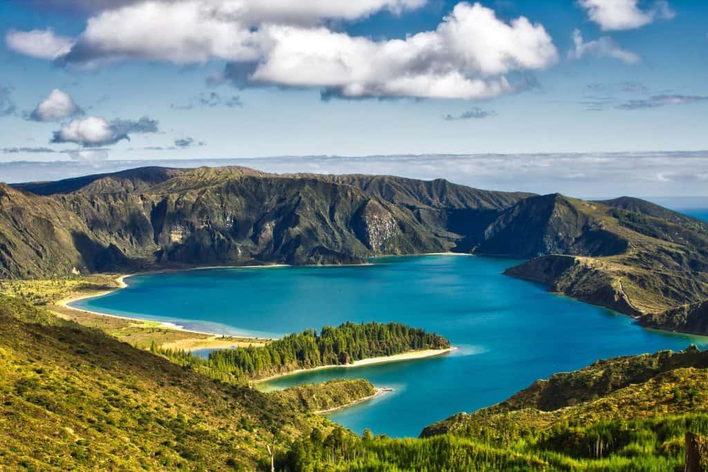 Azoren Urlaub - Inselgruppe im Atlantik