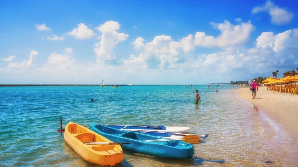 Brasilien Urlaub in Recife im Gebiet Pernambuco