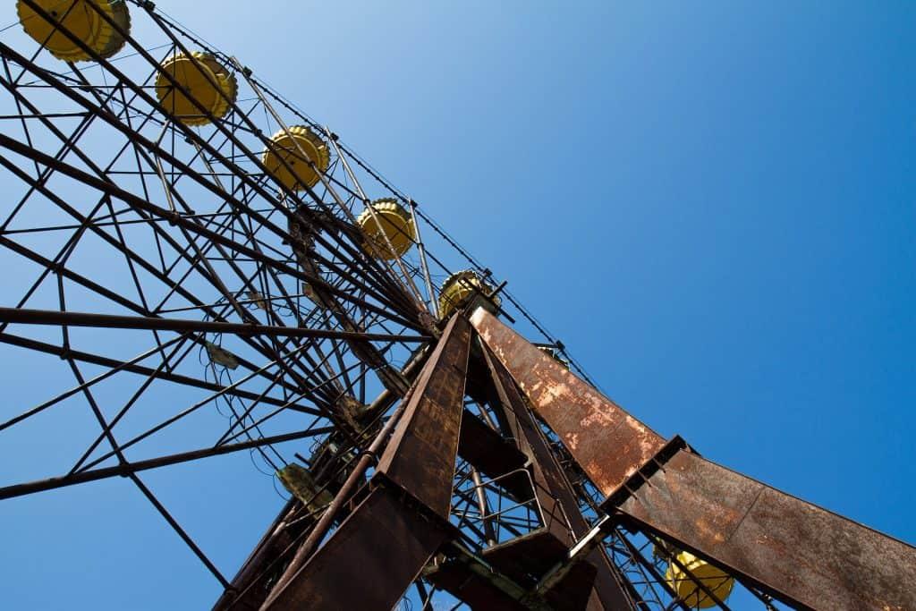 Chernobyl - Radioaktive Todeszone Auslfug