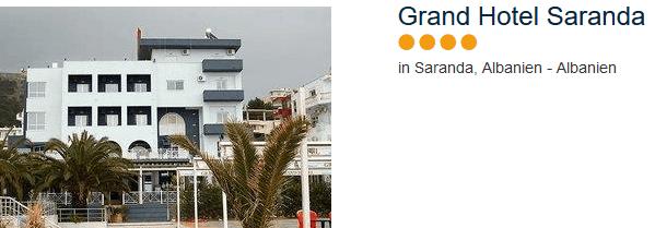 Grand Hotel 4 Sterne