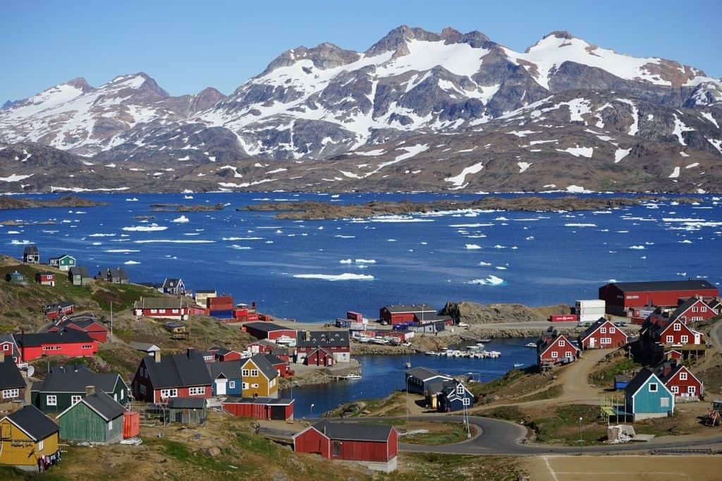 Grönland außergewöhnlicher Luxusurlaub
