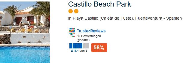 Günstigstes Hotel auf der Insel
