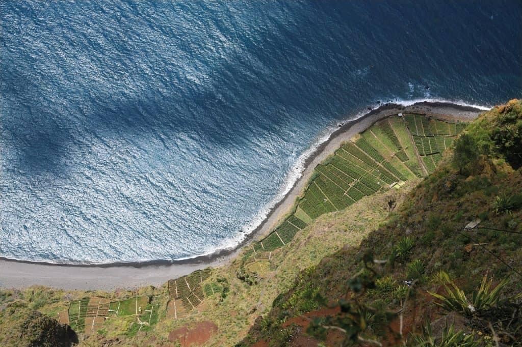 Höchste Steilküste Europas - Madeira Portugal