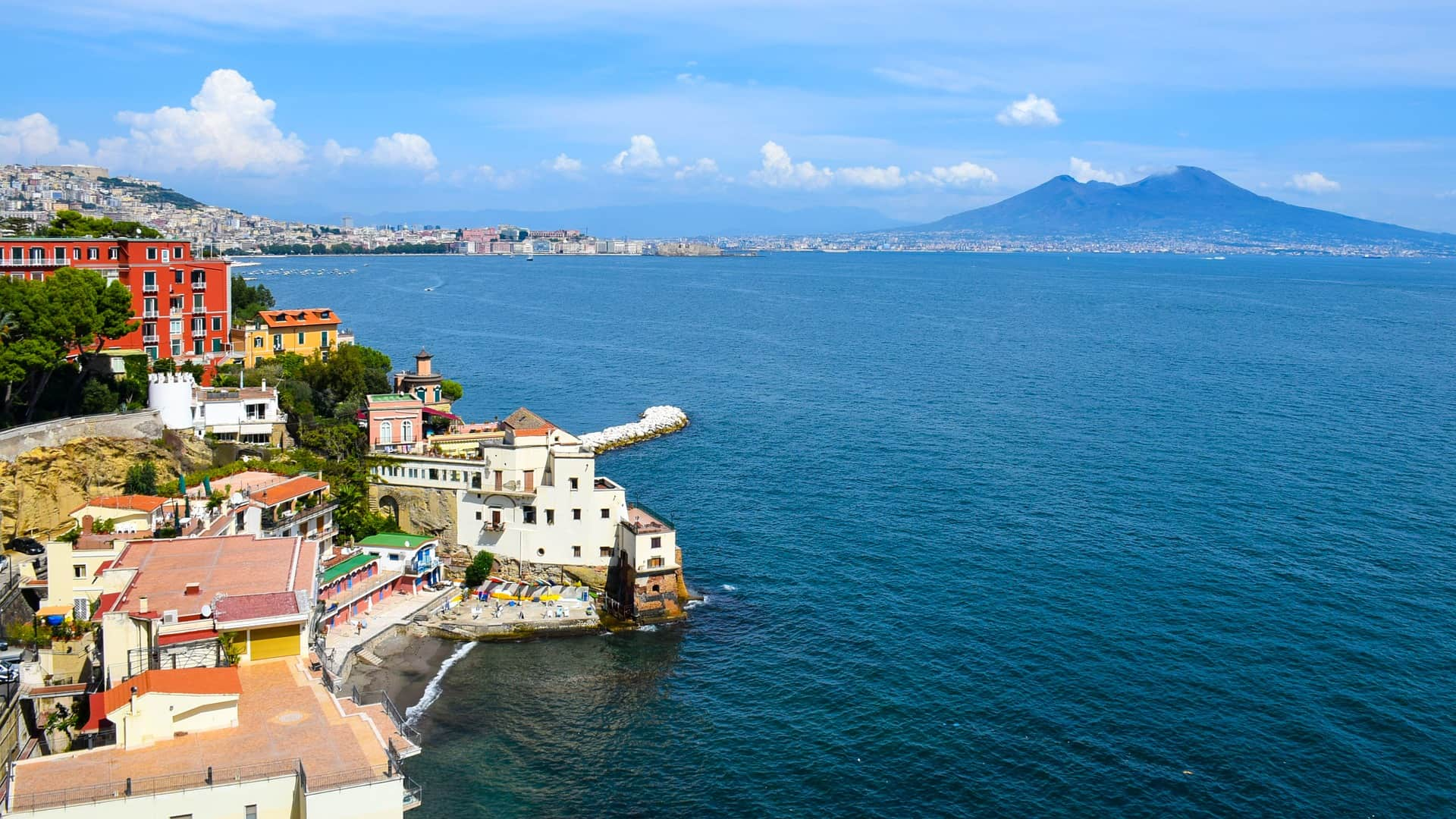 Kampanien Urlaub - 2 Wochen nur 202,98€ in der italienischen Region