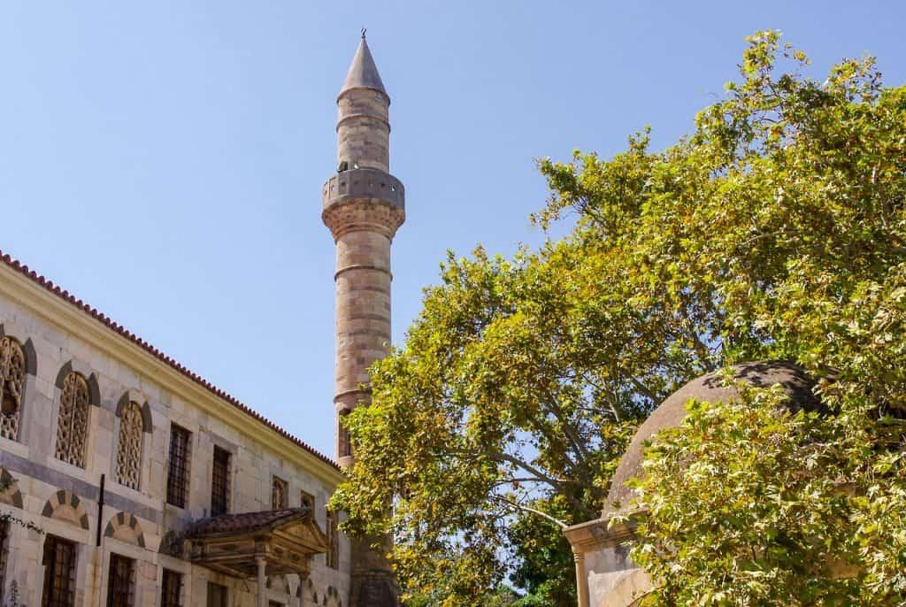 Mosche der Stadt