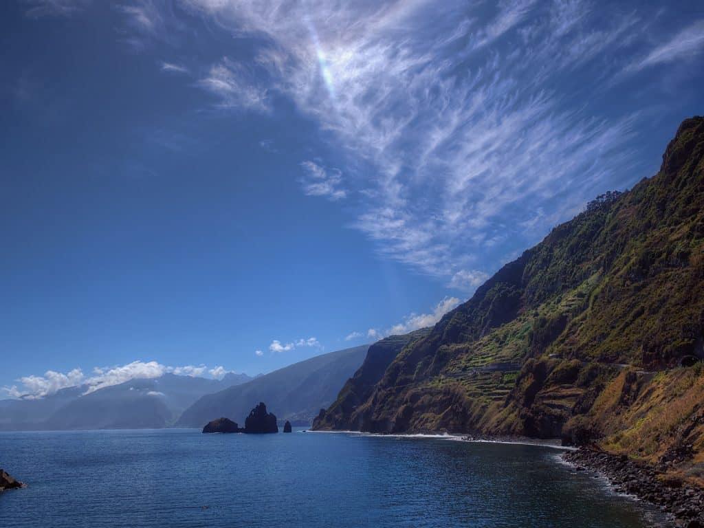 Ost Madeira Urlaub