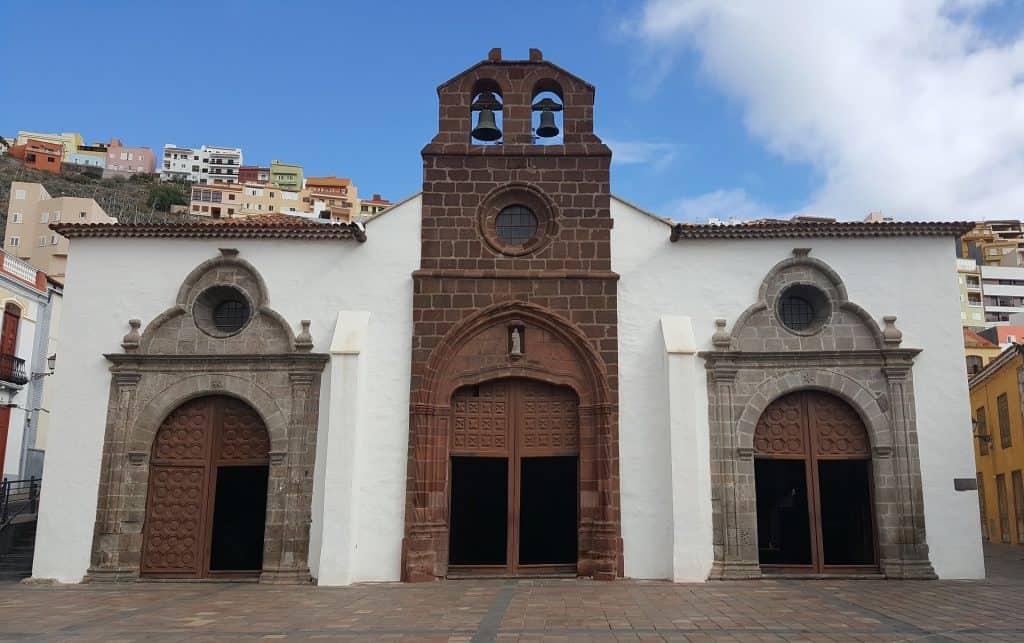 Nuestra Senora - Kloster auf der Insel
