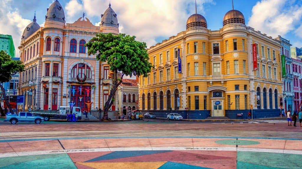 Sehenswertes in Recife - Brasilien