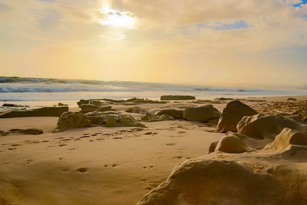 Sonnenuntergänge im Süde von Portugal - Ferien in Europa