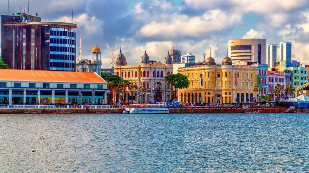 Stadt Recife in Pernambuco - Pernambuco