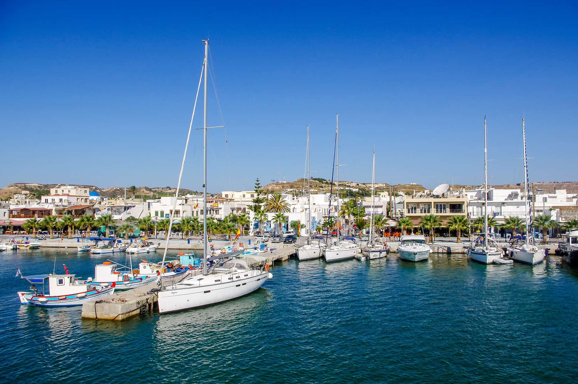Städtereisen Kos Stadt nur 151,00€ - 4 Nächte Kos Insel Urlaub
