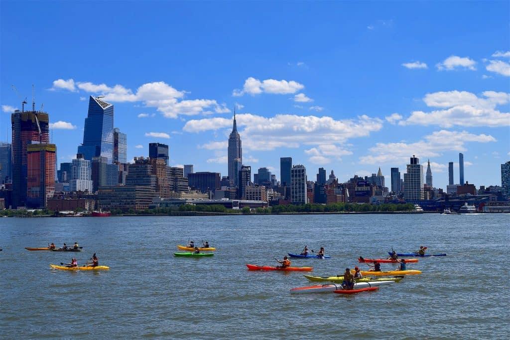 Städtereisen in New York City sind vorallem im Sommer was ganz besonderes