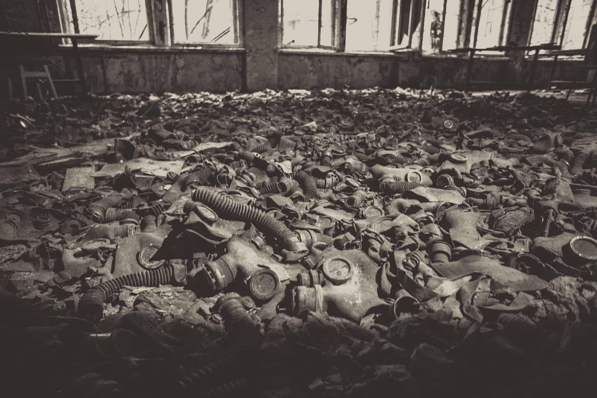 Tschernobyl Ausflug - nur 65,26€ Urlaub in der Ukraine Städtereise Kiew