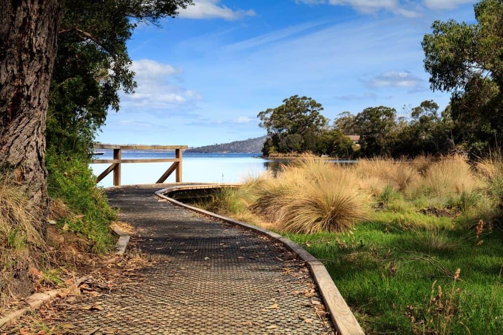 Verrückte Urlaubsorte - Tasmanien außergewöhnliche reiseziele