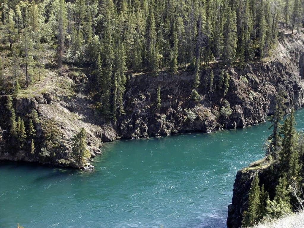Yukon Kanada - Territorium