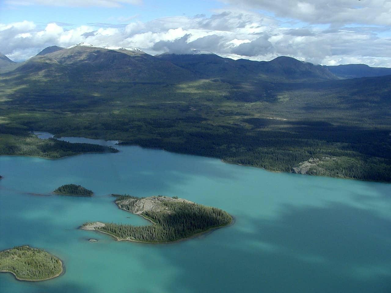 Yukon Territorium - Kanada Urlaub im Naturschutzgebiet