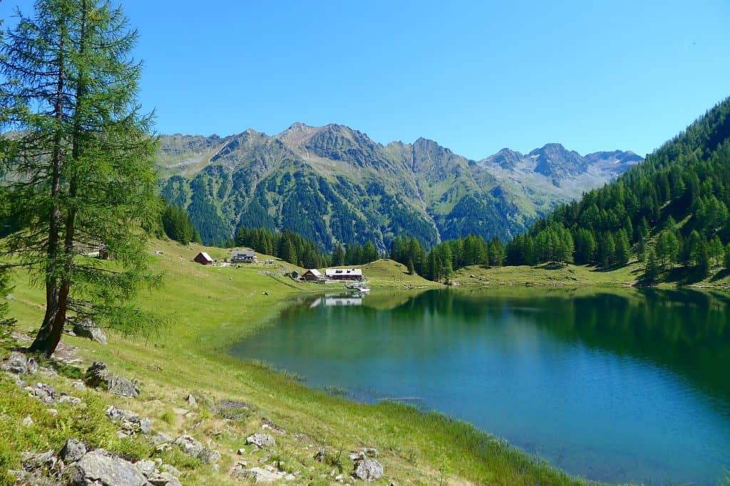 Bergsee Camping Bella 4 Sterne Hotel nur 60,00€ die Woche