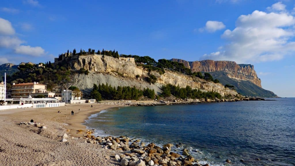 Cap Canaeille Strand