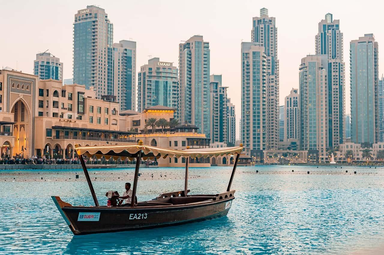 Dubai Last Minute - 2 Wochen nur 514,42€ Emirate