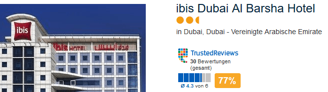 Dubai Urlaub zum Tiefpreis