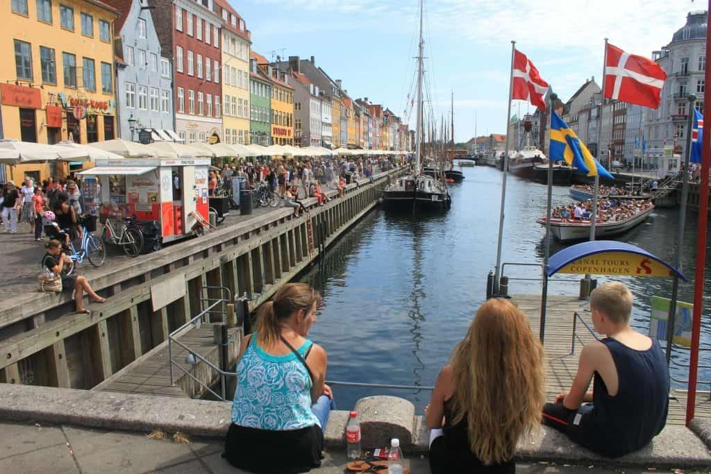 Flug Kopenhagen günstigen Dänemark Urlaub hier buchen
